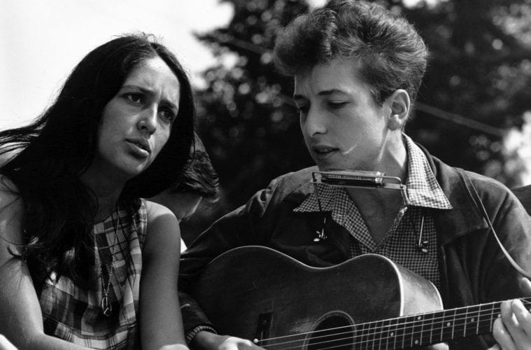 "Philip Auslander's ""In Concert"" says Bob Dylan's fans rebelled when he did embrace their image of him as a protest singer."