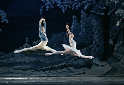 Atlanta Ballet's Nutcracker was created by McFall. (Photo by Charlie McCullers)