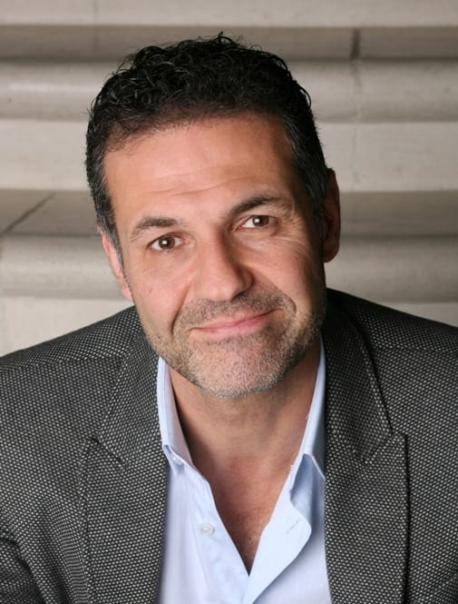 Khaled Hosseini (Photo by Elena Seibert)