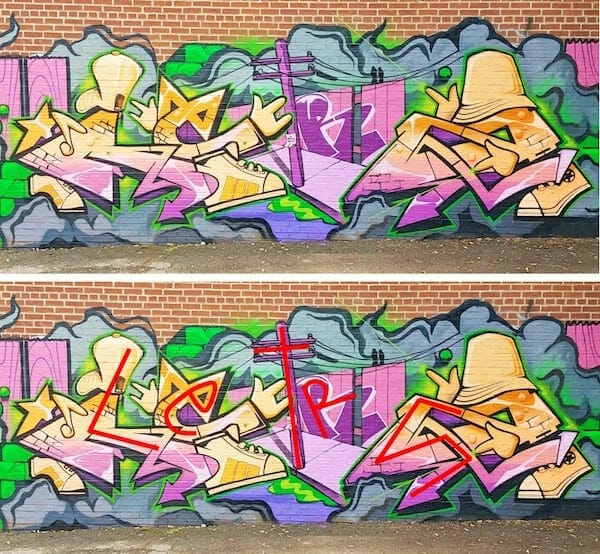 street art - graffiti - july 2 2020