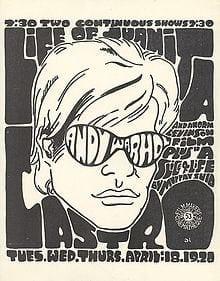 The original movie poster.