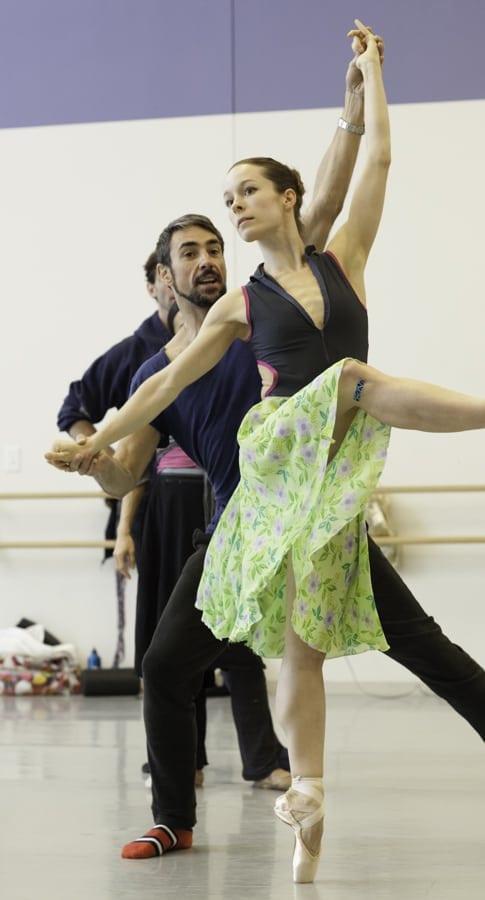 Alessa Rogers of the Atlanta Ballet