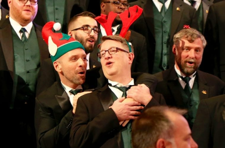 The Atlanta Gay Men's Chorus