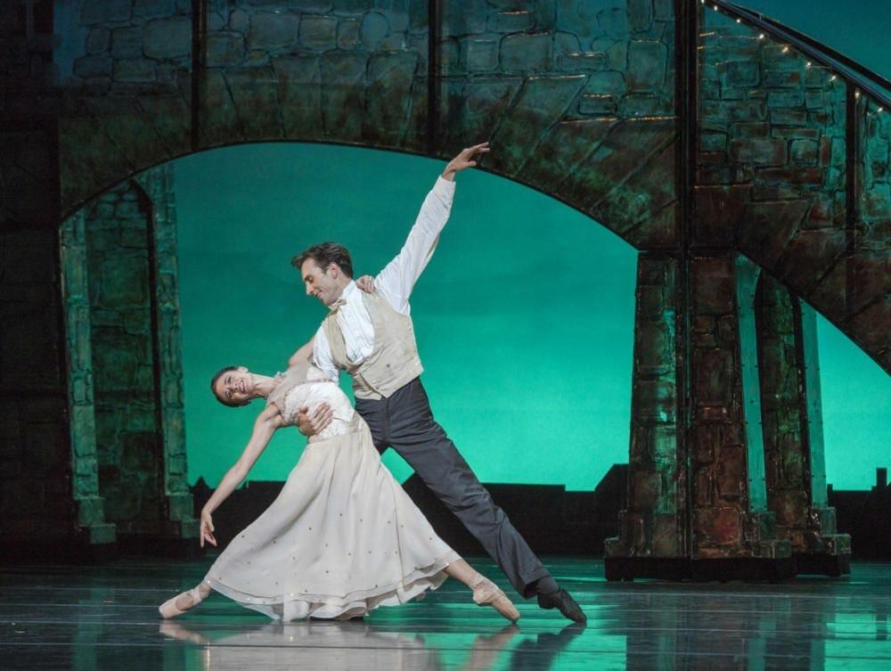 Nadia Mara dances with Atlanta Ballet.