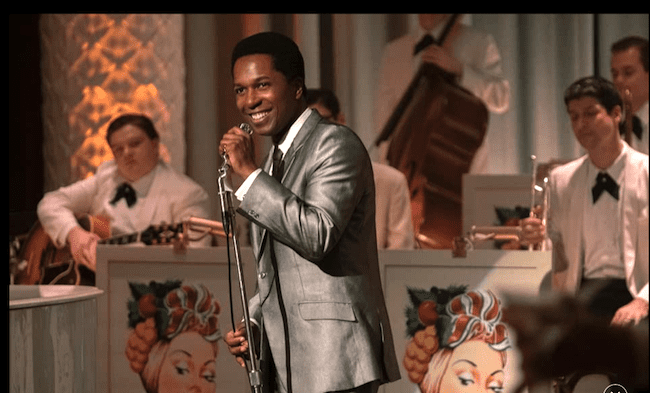 Leslie Odom Jr. as Sam Cooke in ONE NIGHT IN MIAMI