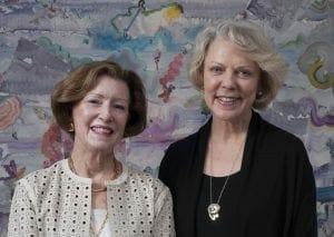 Annette Cone-Skelton with Elkin Goddard Alston.