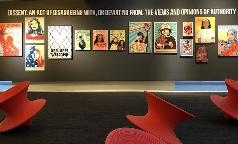 Review Design Of Dissent Shows People Are Mad And Moda S Not
