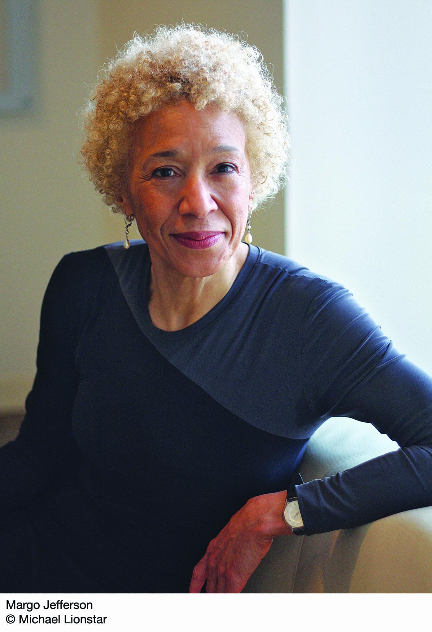Margo Jefferson. Image by Michael Lionstar, courtesy Penguin.