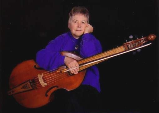 Musician/composer Martha Bishop