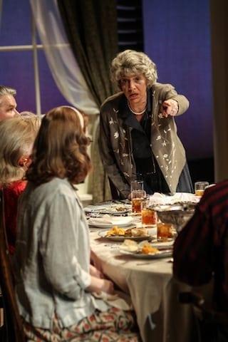 Mary Lynn Owen as the family matriarch.