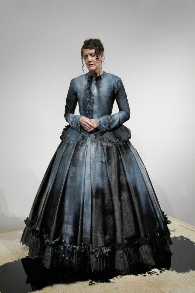 "Martha McDonald's ""The Weeping Dress"""