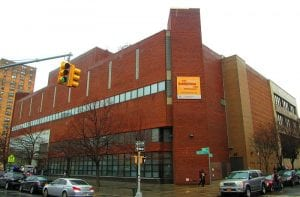 The Schomburg Center for Research in Black Culture. Image courtesy WikiCommons.