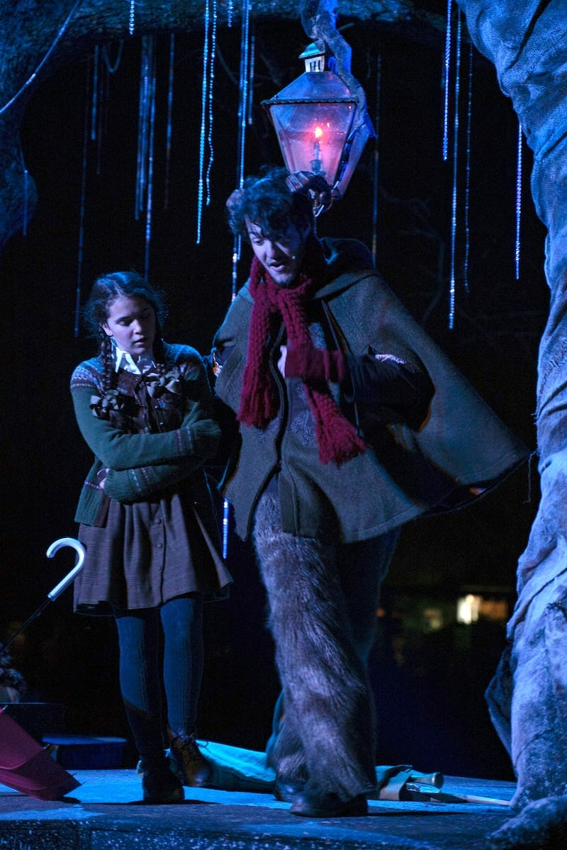 """Narnia"" at Serenbe Playhouse, DEC 2019."
