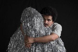 Ecuadorean-American musician Roberto Carlos Lange, aka Helado Negro. Image courtesy the artist.