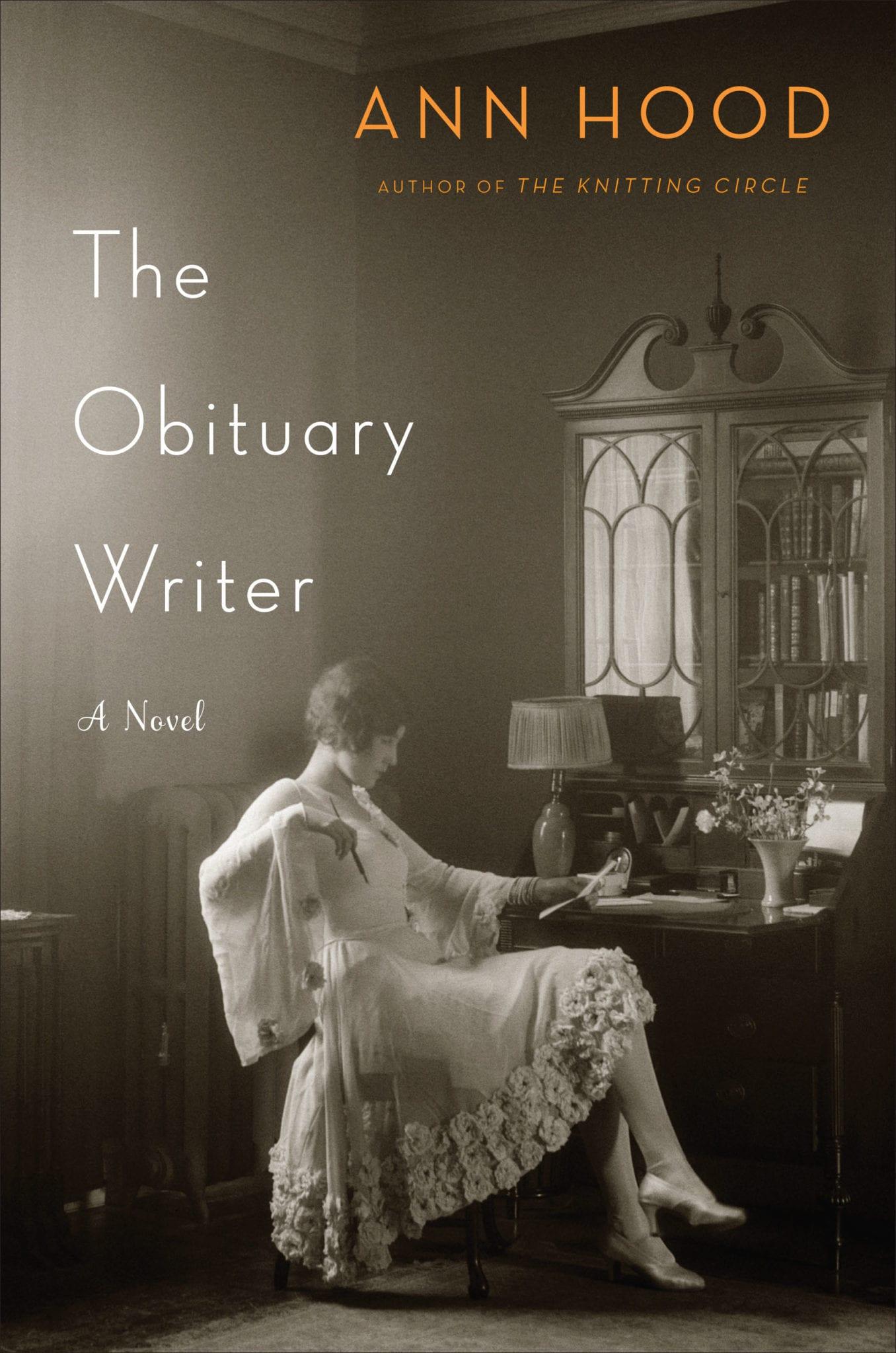 "Ann Hood ""The Obituary Writer"""