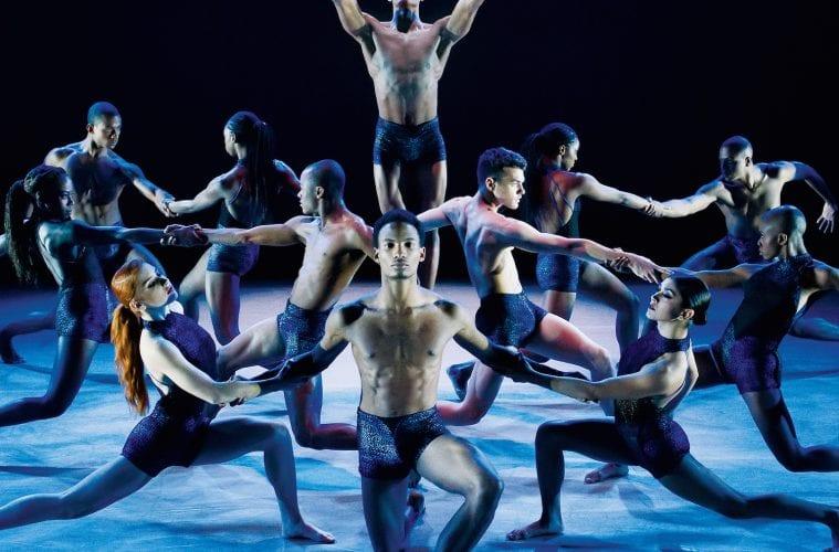 dancers of Ailey II