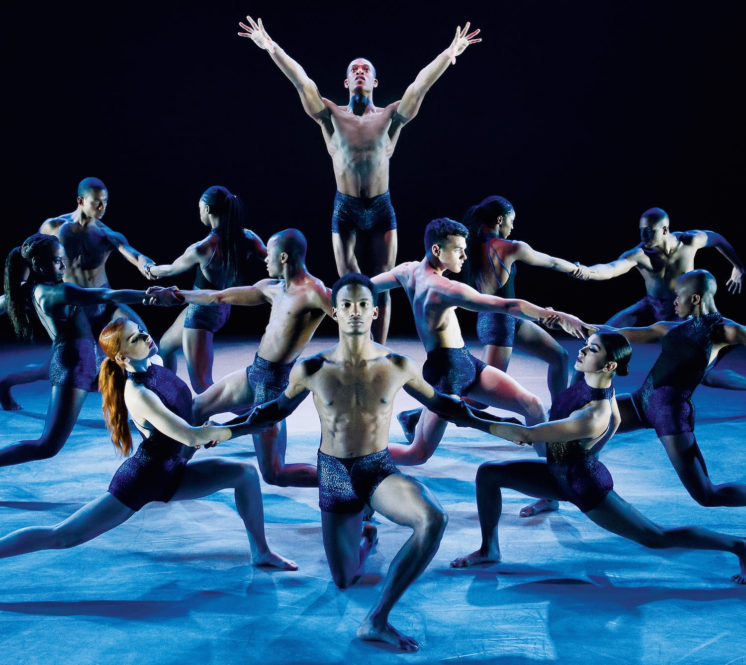 dancers of Ailey II