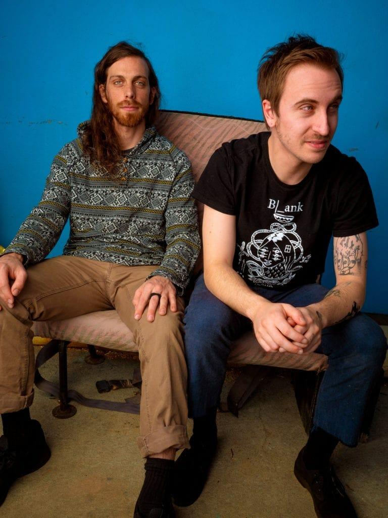 Mammal Gallery cofounders Chris Yonker and Brian Egan (Photo by Brock Scott)