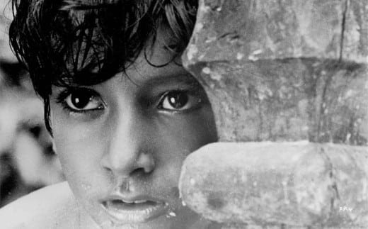 Subir Bannerjee in Pather Panchali (1955)