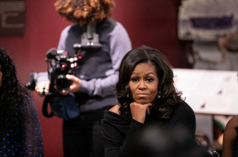 Michelle Obama - BECOMING docu - netflix may 2020