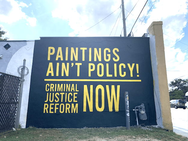 street art Oct 2020 - Civic Walls Project
