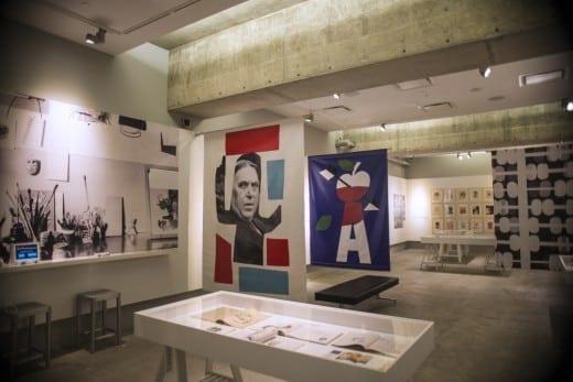 Paul Rand Exhibit, by Bethany Legg 04
