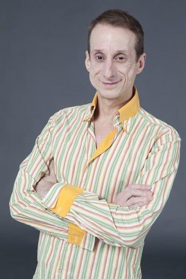 Paul Ghiselin (Photo by Zoran Jelenic)