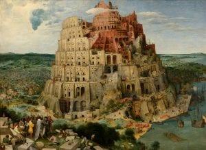 """Pieter Bruegel the Elder's """"Tower of Babel"""""""