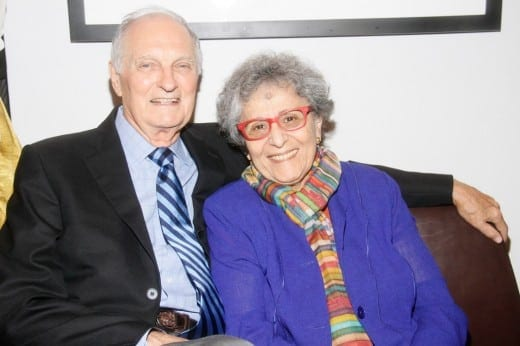 Alan and Arlene Alda are among the headliners at the Atlanta Book Festival.