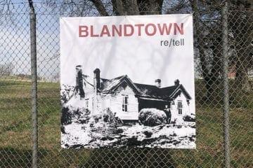 Gregor Turk Blandtown Banners april 2021