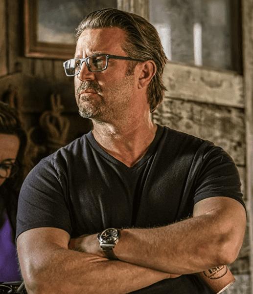 director Ric Roman Waugh