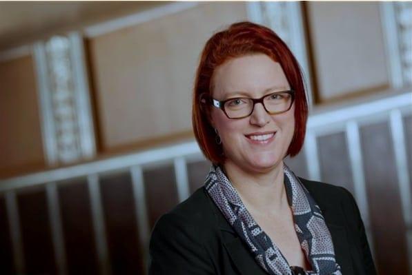 New ASO executive director Jennifer Barlament.