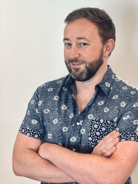 Writer Steve Yockey DEC 2020