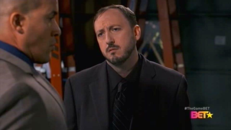 """Scott Poythress in """"The Game"""""""