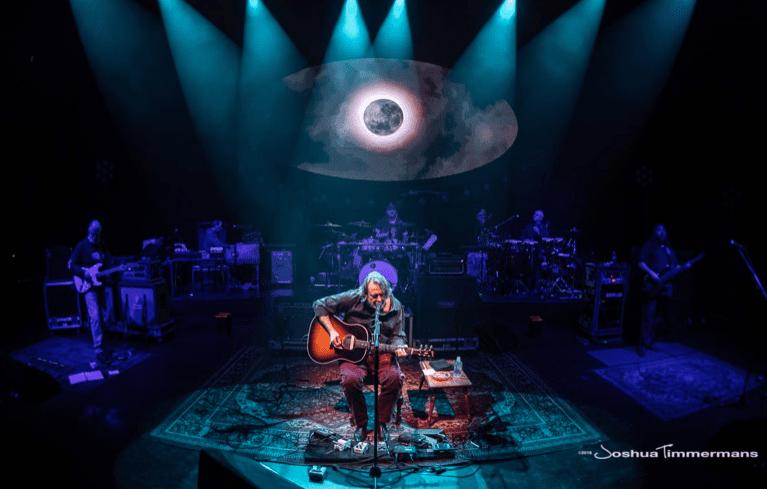 John Bell performs at Atlanta's Fox Theatre.