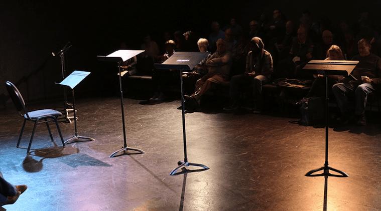 Alliance Theatre Virtual Play Club April 2020