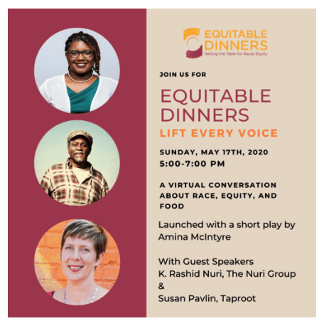 Equitable Dinners Atlanta