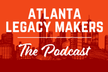 Atlanta Legacy Makers podcast logo.