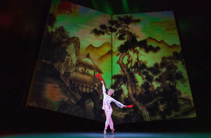 Atlanta Ballet's The Nutcracker.