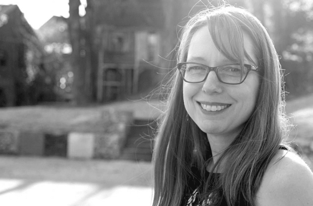 Poet Danielle Hanson