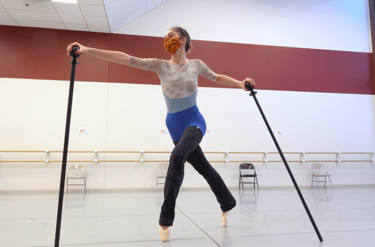 Silver Linings features Atlanta Ballet's Emma Geurtin.