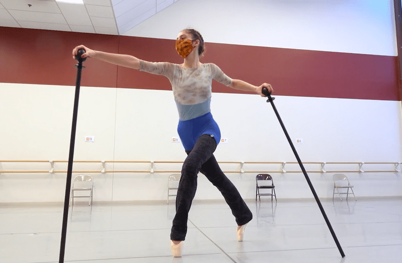 Silver Linings features Atlanta Ballet's Emma Geurtin.