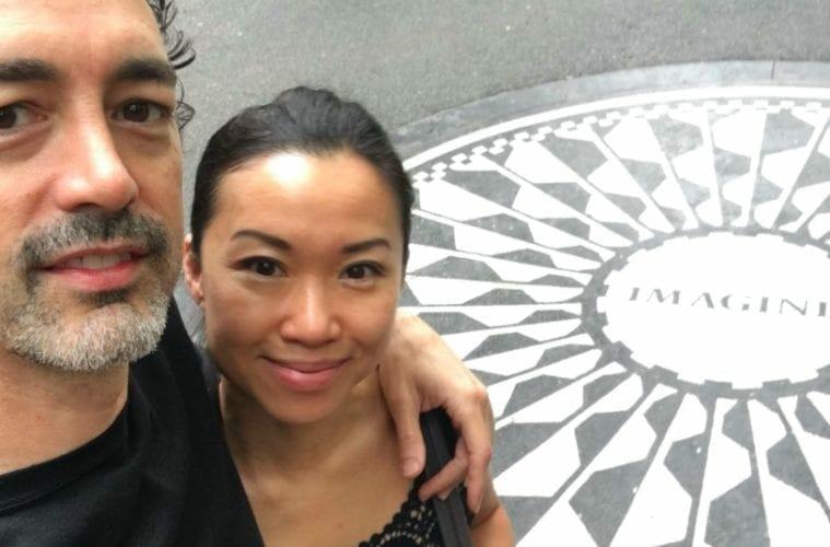 Joseph Guay and Tara Lee