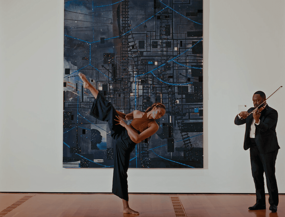 The High Museum's Permanent Project series.