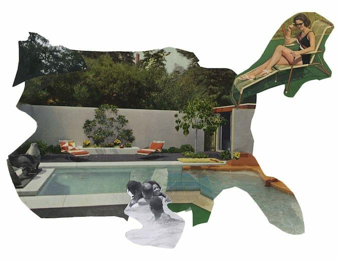 Sharon Shapiro collage april 2