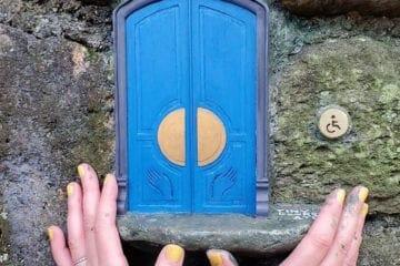 Shepard Center Tiny Door