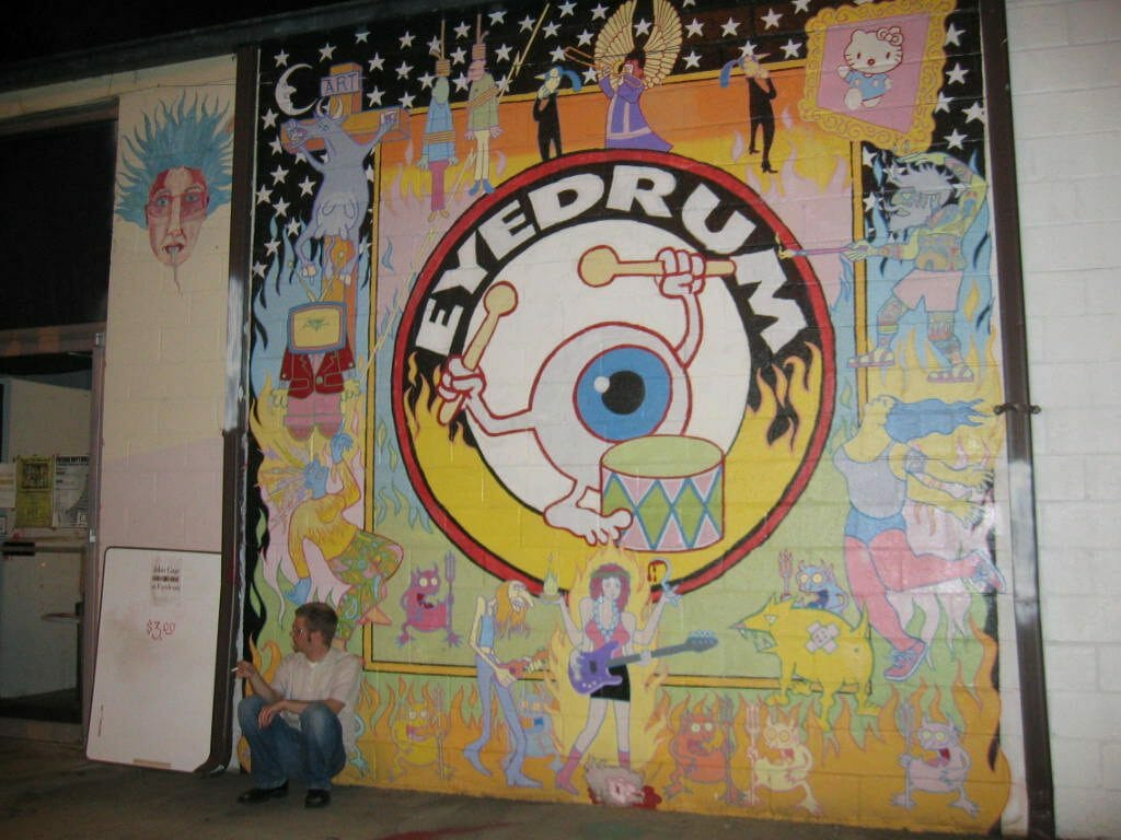 Skip Williamson at Eyedrum