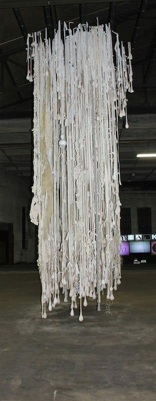 """Phantom Threads"" by Sonya Yong James."