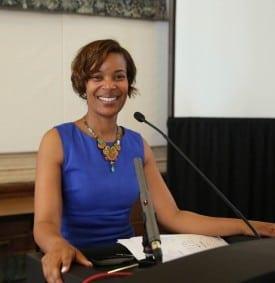 Sonya Halpern, NBAF board chair