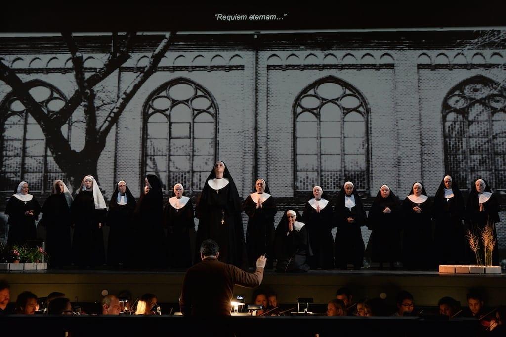 """Suor Angelica"" kicks off opera programs at the Savannah Music Festival. (Photo by Frank Stewart)"